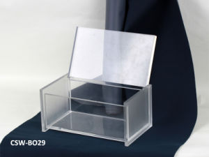 Acrylic Cosmetic Box (CSW-BO29)