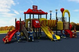 New Design Manufacturer for Children Kids Outdoor/Indoor Playground Big Slides for Sale pictures & photos