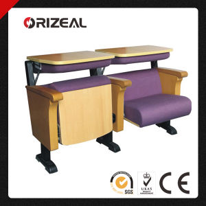 Orizeal Canton Fair 2015 Folding Theater Chair (OZ-AD-255) pictures & photos