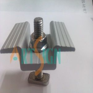 MID Clamp with T Bolt & Nut for Solar Mounting System Installation pictures & photos
