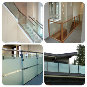 3-12mm Clear/ Low Iron /Frosted /Colored/Opaque Printing Tempered /Toughened Glass pictures & photos