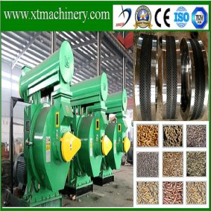 Ce ISO Approved Advanced Ring Die Poultry Feed Pellet Mill with Low Price pictures & photos