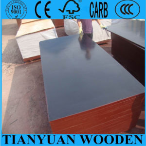 4*8′ Construction Film Faced Plywood/Shuttering Plywood/Formwork Plywood pictures & photos