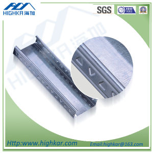 China Supplier (ceiling) Galvanized Steel Keel/Steel Channel pictures & photos