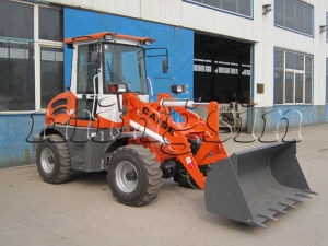 CS915 Mini Wheel Loader, 45kw CE Loader pictures & photos