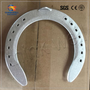 Customized Forged Die Cast Aluminum Horseshoe pictures & photos