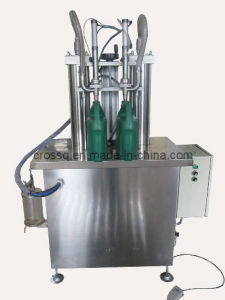 2-Head Filling Machine for Liquid FM-Sdv