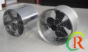 RS Air Cirulation Exhaust Fan with Stainless Steel Frame for Vegetables