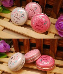 Lip Balm Tin Boxes for Girls pictures & photos