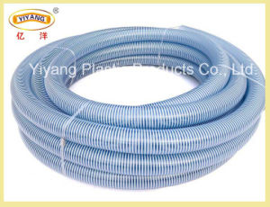 Hard PVC Reinforced Suction Hose pictures & photos