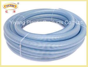 PVC Reinforced Suction Hose pictures & photos