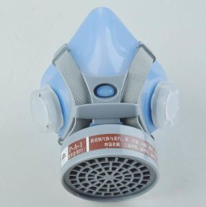 Multifunction Silicone Gas/Dust Mask (9700A) pictures & photos
