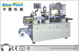 Automatic Plastic Lid Forming Machine