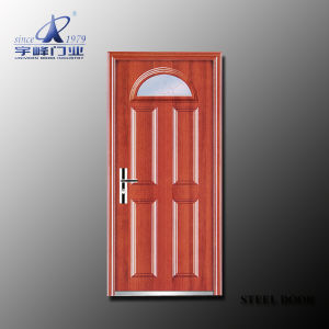 Russia Cheap Steel Security Door pictures & photos
