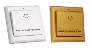 Power Saver Switch for Hotel Room Power Management (S218-M1) pictures & photos