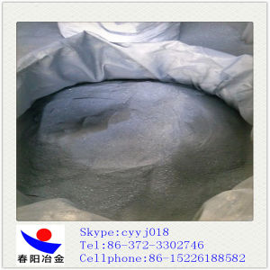 Anayang Chunyang Best Quality of Calcium Siliocn Powder pictures & photos