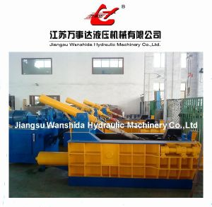ISO Certificated Hydraulic Metal Baler pictures & photos