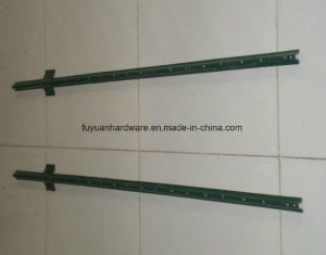 All Type Low Price Powder Coated Metal Fence Post pictures & photos