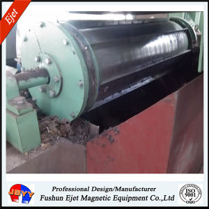 Drum Overband Magnetic Separator Price for Car Scrap Made in China pictures & photos