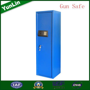 Gun Cabinet with Password Lock and Mechanical Lock