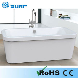 Sanitary Ware Discount Indoor Acryl Bathtub Wholesale (SF5G008)