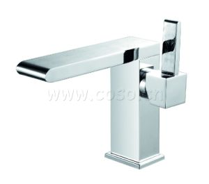 Single Hole Copper Basin Faucet Tap (AC2021) pictures & photos