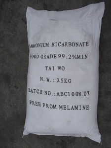 for Food Industry- Ammonium Bicarbonate pictures & photos