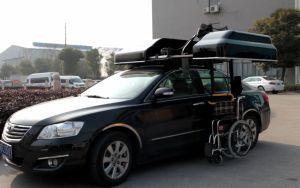 Wheelchair Topper Wheelchair Auto Box Car Roof Box pictures & photos