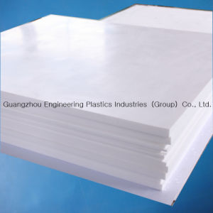 Plastic PTFE Sheet with High (low) Temperature Resistance pictures & photos