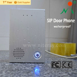 Office IP Intercom Audio Door Phone for Door Access Control System