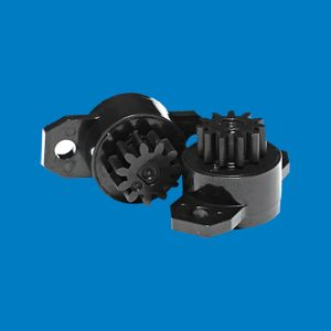 Plastic Rotary Damper Soft Close Damper Silicone Damper pictures & photos