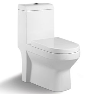 High Quality Economic Siphonic One Piece Toilet (ST-1026)