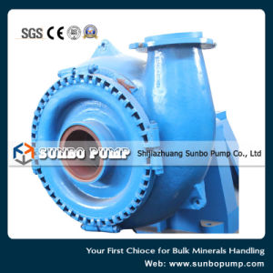 Heavy Duty Centrifugal Gravel Sand Slurry Pumps for Marine & Dredging pictures & photos
