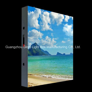 P10 Outdoor Steel Metal Cabinet Advertising LED Display pictures & photos