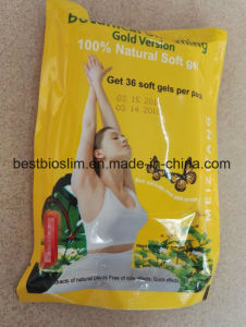 100% Original Dark Green Soft Gel Mzt Weight Loss Slimming Capsule pictures & photos