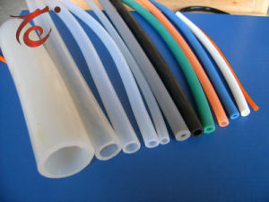 Htv Silicone Rubber for Colourful Tube Making