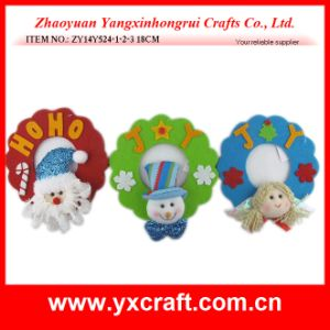 Christmas Decoration (ZY14Y524-1-2-3) Christmas Loop Decoration Gift pictures & photos