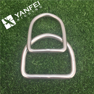 Stainless Steel 304 316 Welded D Ring pictures & photos