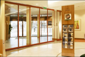 Glass Partition Wall pictures & photos