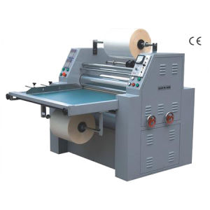 Kdfm Manual Lamination Machine pictures & photos