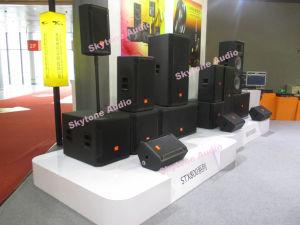 Skytone Stx825 PRO Audio Stage Equipment Dual 15′′ Professional Speaker pictures & photos