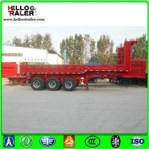 Dump Semi Trailer-Tipper Trailer/Dump Semi Trailer pictures & photos