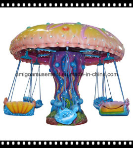 12 Seats Jerryfish Fly Chair Amusement Ride for Amusement Park pictures & photos
