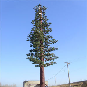 Coconut Decorating Trees Galvanized Steel Bionics Tree for Telecom GSM China Supplier pictures & photos