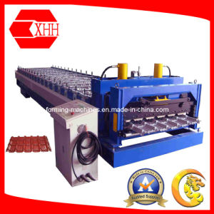 Yx38-210-840 Colored Sheet Glazed Tile Roofing Machine pictures & photos