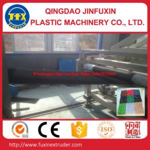 PE Artificial Foot Mat Production Line pictures & photos
