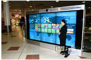 84inch Super Norrow Bezel LCD Video Wall pictures & photos