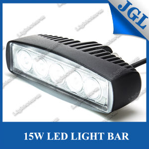 15W LED Work Lamp, High Quality 3W*5PCS Work Light LED Offroad, High Lumen LED Driving Light pictures & photos