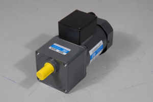 ZD 90W 3 Phase AC Induction Gear Motor pictures & photos