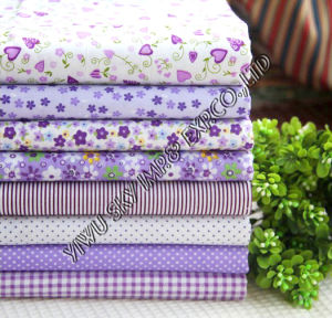 Wholesale Heat Transfer Polyester Printed Fabric for Baby Bedsheet pictures & photos